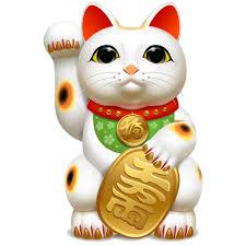 luckycat-porcelein