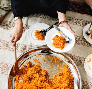 Afghaanse keuken